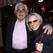 Véronique Sanson honorée avec l'homme de sa vie à ses côtés