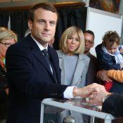 Emmanuel Macron et Brigitte, Nicolas et Carla et les autres : A voté !