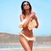 Malika Ménard : Sexy en vacances, avec Rachel Legrain-Trapani et son fils