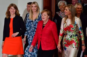 Ivanka Trump défend Donald Trump devant la reine Maxima des Pays-Bas