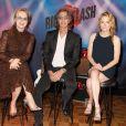 Meryl Streep, Rick Springfield et Mamie Gummer à New York pour la sortie de Ricki and the Flash en 2015