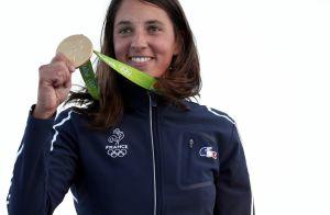 Charline Picon : Bientôt maman, la championne olympique galère...