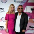 Rain Hannah et Vince Neil - 21e édition du gala Power of Love® de la fondation Keep Memory Alive. Las Vegas, le 27 avril 2017.