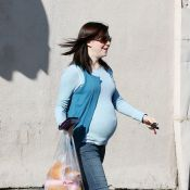 Alyson Hannigan : même enceinte... elle continue de se faire draguer !