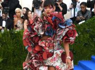 Rihanna : Canon floral au Met Gala !