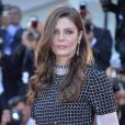 """Chiara Mastroianni à la première de """"La La Land"""" à la cérémonie d'ouverture du 73ème Festival du Film de Venise. Italie, le 31 août 2016."""