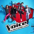 The Voice, tous les samedis à 21 heures sur TF1.