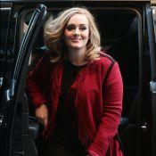 Adele se transforme en vieille femme : Méconnaissable, mais bourrée d'humour
