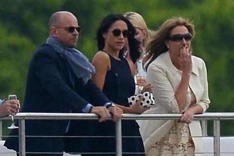 Prince Harry et Meghan Markle : Câlin et bisou en catimini...