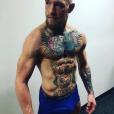 Le champion UFC Conor McGregor et sa compagne Dee Devlin ont accueilli leur premier enfant le 5 mai 2017 à Dublin, Conor (Jr.) Jack McGregor. Photo Instagram.
