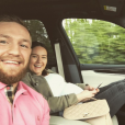 Conor McGregor et sa compagne Dee Devlin ont accueilli leur premier enfant le 5 mai 2017 à Dublin, Conor (Jr.) Jack McGregor. Photo Instagram, à deux semaines de l'accouchement.