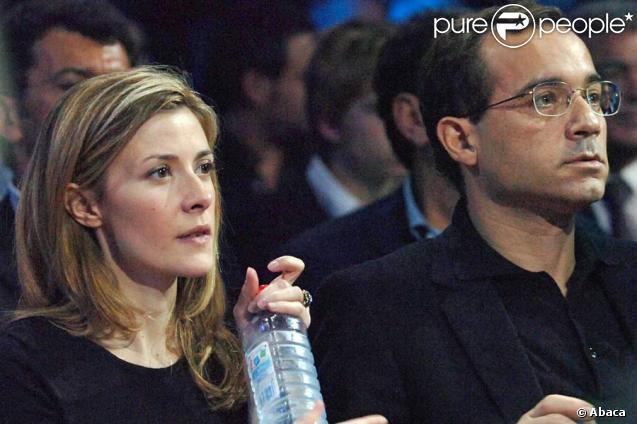 Jean-Luc Delarue et Elisabeth Bost – Photos Jean-Luc Delarue