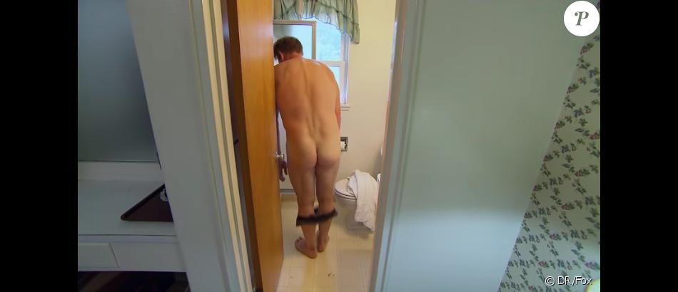 """Gordon Ramsay dans son émission """"Hotel Hell"""", dans lequel il vient en aide aux hôteliers en difficulté. Dans un épisode diffusé en septembre 2014, le restaurateur expose ses fesses."""