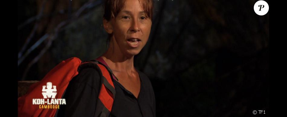 """Marjorie est éliminée - """"Koh-Lanta Cambodge"""", épisode du 12 mai 2017 sur TF1."""