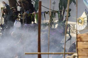 Johnny Depp et Orlando Bloom, pirates au top à Disneyland Paris