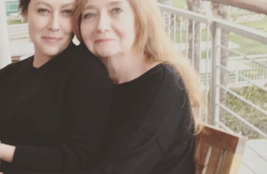 Shannen Doherty : Son hommage bouleversant à sa mère, après la maladie