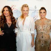 Global Gift Gala : Eva Longoria, déchaînée, honore Pamela Anderson