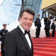 """Christian Estrosi - Montée des marches du film """"Café Society"""" pour l'ouverture du 69ème Festival International du Film de Cannes. Le 11 mai 2016. © Borde-Jacovides-Moreau/Bestimage"""