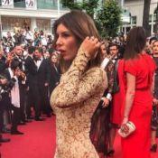 Cannes 2017 : Sarah Lopez lynchée pour sa première montée des marches !