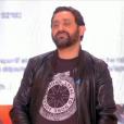 "Cyril Hanouna en plein canular dans ""TPMP ! Radio Baba"", le 18 mai 2017 sur C8."