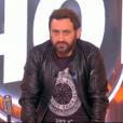 "Cyril Hanouna dans ""TPMP ! Radio Baba"", le 18 mai 2017 sur C8."