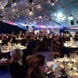 Exclusif - Ambiance - Dîner de gala au profit de la Fondation PSG au Parc des Princes à Paris le 16 mai 2017.