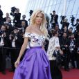 "Victoria Silvstedt (Robe Christophe Guillarmé) - Montée des marches du film ""Okja"" lors du 70e Festival International du Film de Cannes. Le 19 mai 2017. © Borde-Jacovides-Moreau / Bestimage"