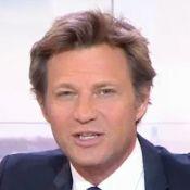 David Pujadas quitte France 2 : Laurent Delahousse s'exprime pendant son JT