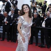 Lucie Lucas : La star de Clem, sirène sensuelle au décolleté généreux à Cannes