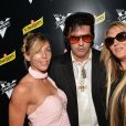 Exclusif - Loana Petrucciani et son ami Eryl Prayer (sosie de Elvis Presley) - Soirée des invités Unexpected à la Villa Schweppes lors du 70ème festival de Cannes le 20 mai 2017