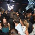 Exclusif - Soirée des invités Unexpected à la Villa Schweppes lors du 70ème festival de Cannes le 20 mai 2017.