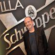 Exclusif - Gérard Miller - Soirée des invités Unexpected à la Villa Schweppes lors du 70ème festival de Cannes le 20 mai 2017.