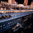 """Image du film """"Titanic"""" de James Cameron, sorti en décembre 1997 sur les écrans américains."""