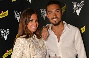 Martika et Julien Guirado (Moundir et... 2) : Couple glamour de la nuit cannoise