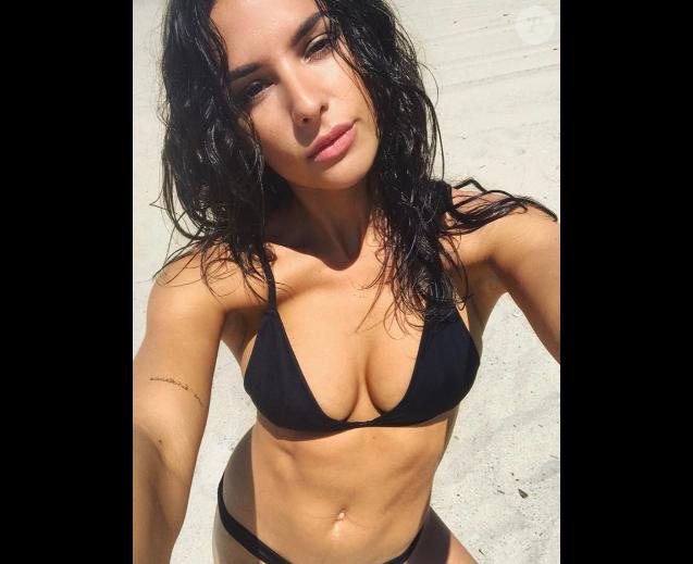 Jade LeBoeuf a publié une photo d'elle à la plage sur sa page Instagram au mois de mai 2017