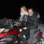 La belle Nora Arnezeder... entre Gérard Lanvin et Gad Elmaleh... la vie est belle !