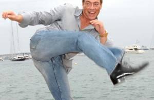 Jean-Claude Van Damme va passer sa vie... au lit !
