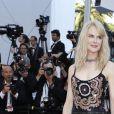 Nicole Kidman (en Armani Privé) -Montée des marches de la soirée du 70ème anniversaire du Festival de Cannes. Le 23 mai 2017. © Borde-Jacovides-Moreau / Bestimage