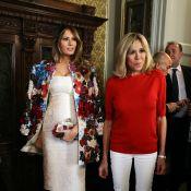 Melania Trump : Son manteau coûte aussi cher que la totalité de votre garde-robe
