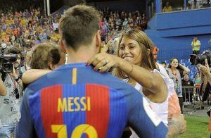 Lionel Messi : Tendre baiser à sa sublime Antonella et nouveau sacre en famille