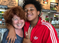 Mouss Diouf : Retrouvailles entre son fils Isaac et Véronique Genest
