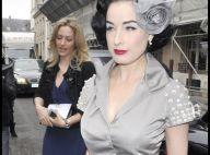 Dita Von Teese, Elsa Zylberstein et le couple Claire Chazal / Arnaud Lemaire : Dior, ils adorent !