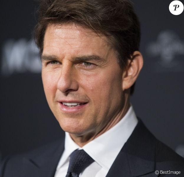 """Tom Cruise - Avant-première du film """"La Momie"""" au Grand Rex à Paris, France, le 30 mai 2017. © Borde-Perusseau/Bestimage"""