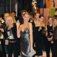 Martha Hunt assiste aux CFDA Fashion Awards 2017 au Hammerstein Ballroom. New York, le 5 juin 2017.