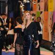 Karlie Kloss assiste aux CFDA Fashion Awards 2017 au Hammerstein Ballroom. New York, le 5 juin 2017.