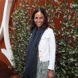 Inés Sastre - Jour 10 - Les célébrités au village des Internationaux de Tennis de Roland Garros à Paris. Le 6 juin 2017 © Moreau-Jacovides / Bestimage