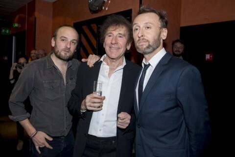 """Alain Souchon et ses fils Pierre et Charles : """"Je leur fais de l'ombre..."""""""
