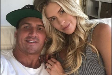 Ryan Lochte papa pour la 1re fois : Sa belle Kayla a accouché de leur garçon