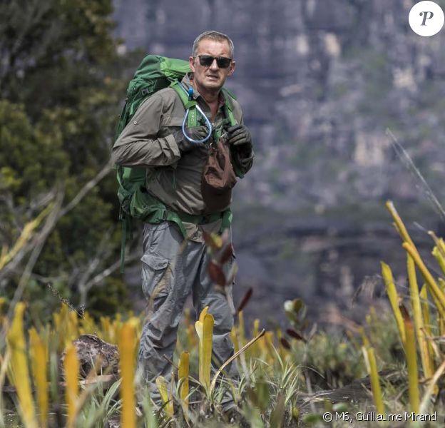 """""""À l'état sauvage"""", avec Christophe Dechavanne, le 12 juin à 21h sur M6."""