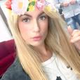 Carla des Marseillais blonde, sur Snapchat, juillet 2016